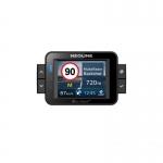 Camera Auto Hybrid Neoline X-COP 9000, Sistem detectie radar, HD, Prindere ventuza, Inregistrare de siguranta