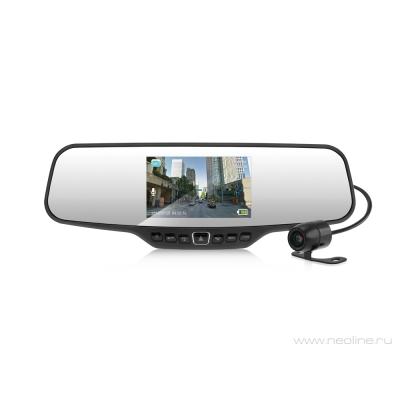 Camera Auto Neoline G-Tech X23, Camera duala, Senzor de miscare, G-senzor