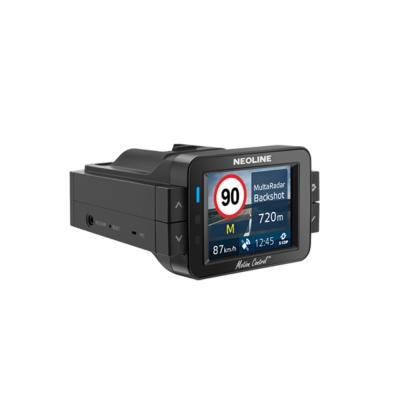 Camera auto Neoline X-COP 9100s, Radar, GPS, FullHD, G-senzor + Card 32GB
