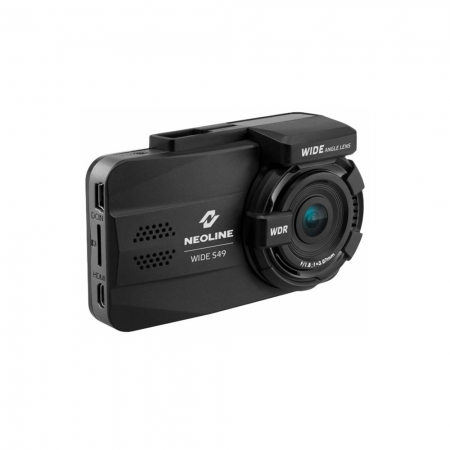 Camera auto Neoline Wide S49 Dual, FullHD, unghi 155 grade + Card 16GB