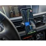 Suport telefon inteligent Neoline cu functie de incarcare fara fir Fixit Qi C4, Wireless, 360 °