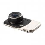 Camera Auto DVR H420 - 2 camere, FullHD, 170 Grade, Senzor G + Card 16GB