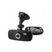 Cameră Video Auto DVR H120, Ultra HD 1296P, Foto 12MP, 60FPS, Card 16 GB - WDR - FILMARE NOCTURNĂ FOARTE BUNĂ
