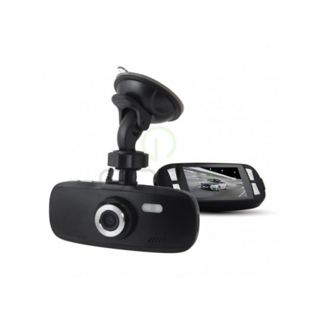 Cameră Video Auto DVR H120, Ultra HD 1296P, Foto 12MP, Card 16 GB