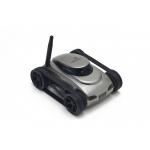 Mini Tank cu wi-fi şi cameră încorporată, controlabil cu Android şi iOS