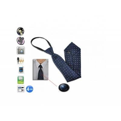 Camera Ascunsa in Cravata, Memorie interna, Raza de actiune pana la 10m