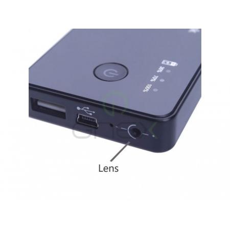 Camera Spion HD 720P ascunsa în Baterie Externa 3.000mAh