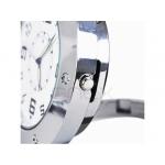 Ceas Metalic de Birou DVR cu Camera Spion + Card 16GB Gratuit