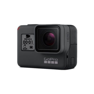 Camera de actiune GoPro HERO, 10 Mpx, Touch Screen, Voice Control, Rezistenta la apa