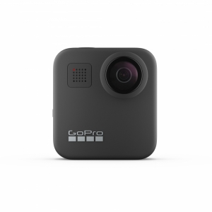 GoPro Hero MAX 360, 16.6MP, 5.6K30, Max HyperSmooth, Touch screen, 6 microfoane, Live streaming 1080p, Rezistent la apa si praf