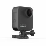 GoPro Hero MAX 360, 16.6MP, 5.6K30, Max HyperSmooth, Touch screen, 6 microfoane, Live streaming 1080p, Rezistent la apa si praf