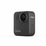GoPro MAX 360, 16.6MP, 5.6K30, Max HyperSmooth, Touch screen, 6 microfoane, Live streaming 1080p, Rezistent la apa si praf