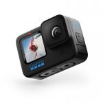 GoPro HERO10 Black, 5.3K@60fps, Stabilizare HyperSmooth 4.0