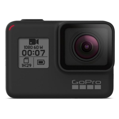 GoPro HERO7 Black, 4K60, HyperSmooth Video, SuperPhoto, Comenzi vocale