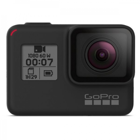GoPro HERO7 Black, 4K60, HyperSmooth Video, SuperPhoto, Comenzi vocale