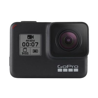 GoPro HERO7 Black + Card 64GB Sandisk