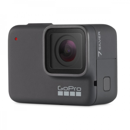 GoPro HERO7 Silver - Comenzi vocale, Stabilizare video