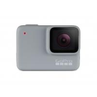 GoPro HERO7 White - Comenzi vocale, Stabilizare video, Full HD