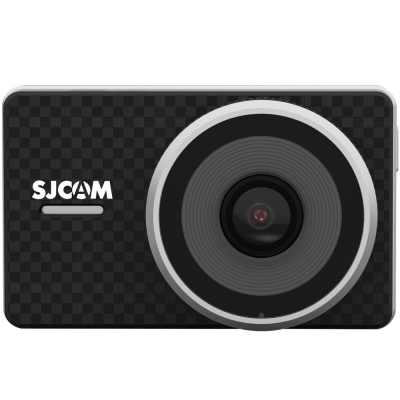 Camera auto SJCam Dash+, WiFi, Night Vision, GPS, FullHD 1080p + card 16GB