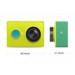Cameră Sport XIAOMI YI Travel Edition, Monopod, Full HD 1080P@60FPS, FOTO 16MP, senzor optic Sony Exmor, Wi-Fi & Bluetooth