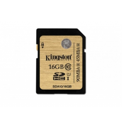16 GB SDHC Class 10 UHS-I Ultimate Flash Card