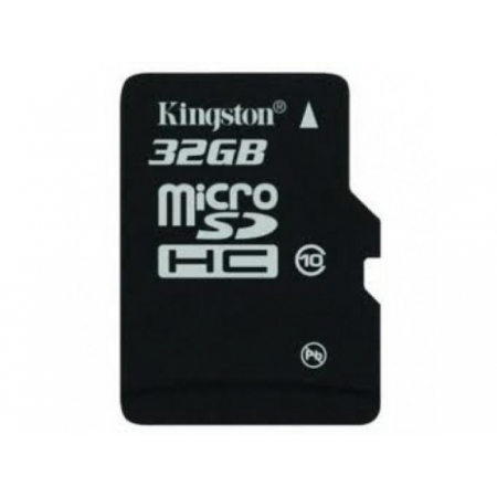 32 GB Card micro class 10 KINGSTON