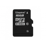 16 GB Card micro class 10 KINGSTON