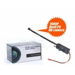 Mini Sistem de Supraveghere Full HD 1080P, Transmisie Wi-Fi, 4 în 1: Foto/ Video/ Reportofon/ Senzor de mişcare, Foarte uşor de ascuns