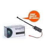 Mini Sistem de Supraveghere 4K, Transmisie Wi-Fi, 4 in 1: Foto / Video / Reportofon / Senzor de miscare, Foarte usor de ascuns