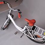 Bicicleta Electrica E-twow City Bike