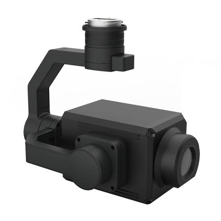 Gimbal cu reflector cu laser infrarosu IR10 Infrared Laser Zoom Spotlight CYTOP compatibil cu DJI Matrice 300 RTK si DJI Matrice 200 Series V2