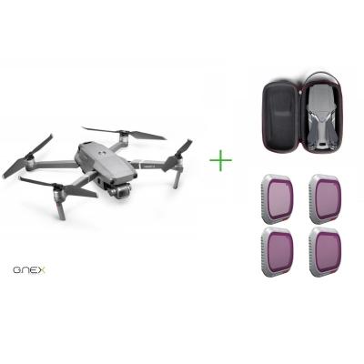 Drona DJI Mavic 2 PRO + geanta mini de transport Pgytech + Set Filtre Pgytech (ND8/PL, ND16/PL, ND32/PL, ND64/PL)