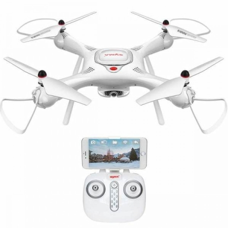 Drona Syma X25 Pro, FPV Live Stream, GPS, Follow Me