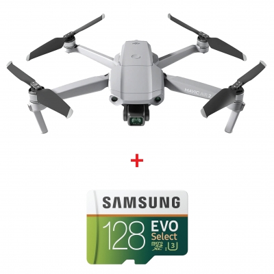 DJI Mavic Air 2 + card Samsung Evo Select 128GB