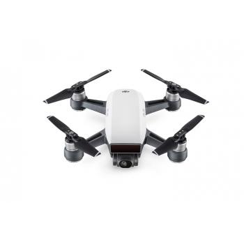 Drona DJI Spark, Control Gesturi, 12MP + Radiocomanda, Card 16GB + skin Pgytech CADOU!