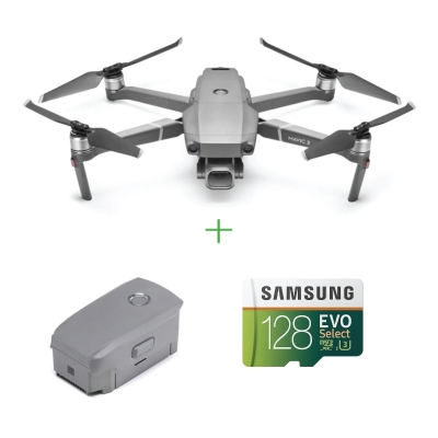 DJI Mavic 2 Pro + Baterie inteligenta + card Samsung Evo Plus 128GB