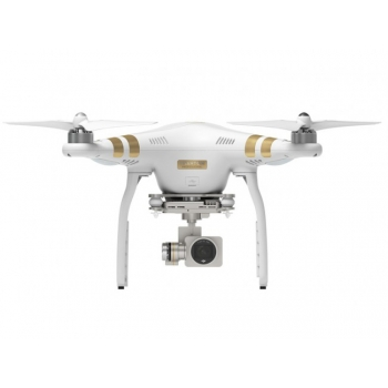 Drona DJI Phantom 3 Professional version, Cameră 4K + acumulator suplimentar