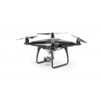Drona DJI Phantom 4 Pro, Black - Obsidian, 20MPx, Video 4K@60FPS, Senzori proximitate + Wrap Pack Cadou