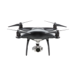 "Drona DJI Phantom 4 Pro + (PLUS), Black - Obsidian, Display 5.5"", 20MPx, Video 4K@60FPS, Senzori proximitate + Wrap Pack Cadou"