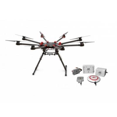 Drona Octocopter DJI Spreading Wings S1000+ şi Controller A2