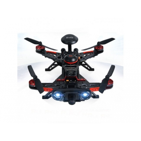 Walkera Runner 250(R) Advance GPS, Dronă de curse cu design modular, Fibră din Carbon, Cameră Full HD