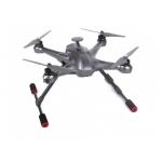 Walkera Scout X4 - Dronă cu Radiocomandă Devo F12E, Gimbal 3D şi modul FPV + Cameră sport GoPro Hero4 Black