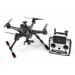 Walkera Scout X4 - Dronă cu Radiocomandă Devo F12E, Gimbal 3D şi modul FPV - GoPro Version