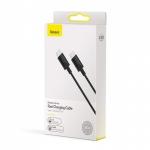 Cablu de date/incarcare Baseus Xiaobai Type-C – Type-C, Incarcare rapida, 100W, 1.5m