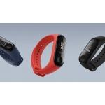 Bratara fitness Xiaomi Mi Band 3, Rezistenta la apa, 30 de functii