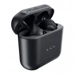 Casti Wireless In-Ear Skullcandy Indy Black, Autonomie 16h, Noise Cancelling & Noise Reduction