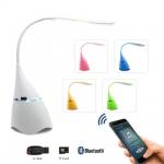 Lampa de birou Wireless cu boxa incorporata