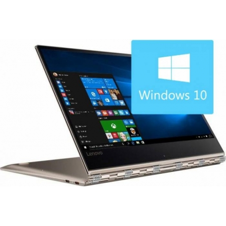 Laptop 2 in 1 Lenovo Yoga 910-13IKB Intel Core Kaby Lake i7-7500U 512GB 8GB Win10 FullHD IPS Touch