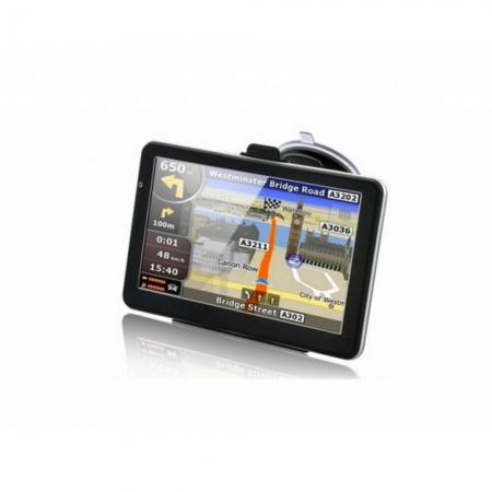 GPS Auto NaviTel EasyTrack 7 inch HD, Navigaţie AUTO, TAXI, TIR, CAMION, SALVARE, IGO 3D Full EUROPA+ROMÂNIA