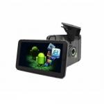 2 in 1: Sistem de navigatie GPS + Camera Auto FullHD, card 32GB Cadou